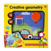 """Мозаика для малышей """"Геометрия"""""""