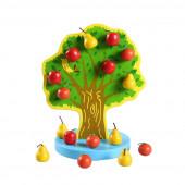 """Магнитная игра """"Дерево с фруктами"""""""