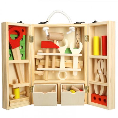Набор деревянных инструментов-0